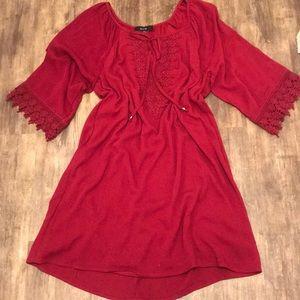 Bohemian Cowgirl BOHO Dress
